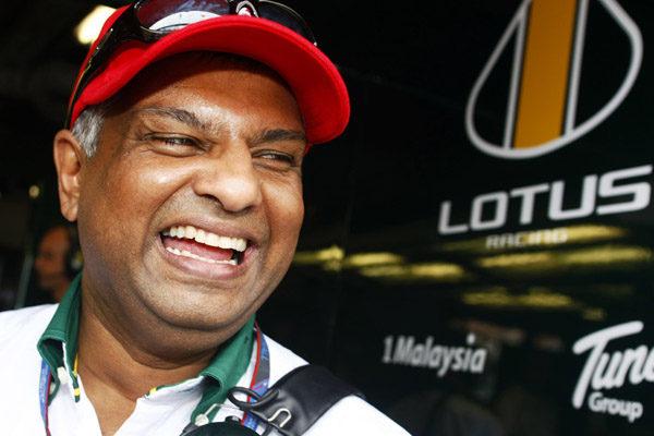 Temporada 2010: El equipo Lotus Racing