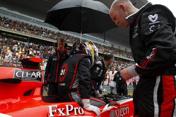Virgin anunciará a la vez a sus dos pilotos de 2011