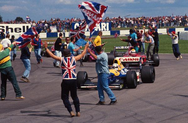 """Mansell: """"Preveo un campeonato 2011 increíble"""""""