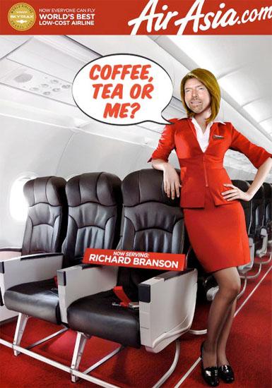 Ya hay fecha para el vuelo de la azafata Richard Branson