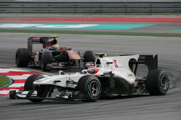 Temporada 2010: El equipo BMW Sauber Ferrari