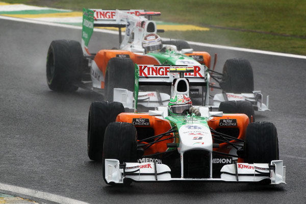 Temporada 2010: El equipo Force India