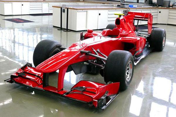 Nuevas imágenes del Toyota TF110