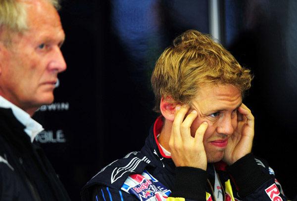 """Marko: """"Sería estúpido que Vettel se fuese a Ferrari ahora"""""""