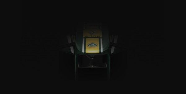 El Team Lotus mostrará su nuevo monoplaza del día 31