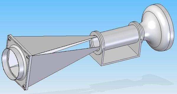 Diseño y fabricación de un túnel de viento