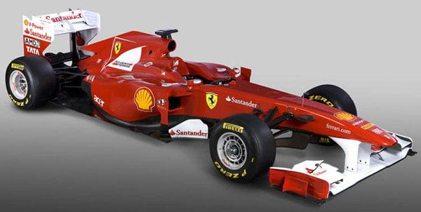 Ferrari presenta su nuevo monoplaza, el F150