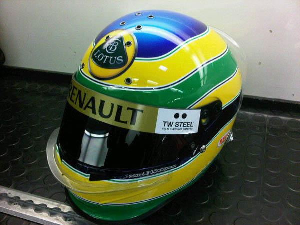 Senna, Charouz y Tung también se unen a Lotus Renault