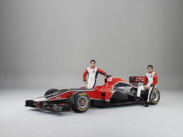 Virgin presenta su monoplaza para la temporada 2011, el MVR-02