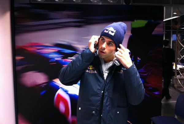"""Alguersuari: """"Quiero estar en Red Bull"""""""
