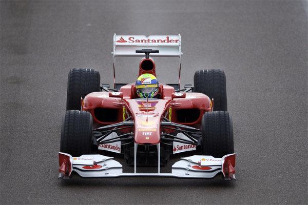 Ferrari renombra su monoplaza a F150th Italia