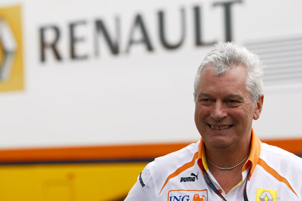 Pat Symonds vuelve a la Fórmula 1 con Virgin