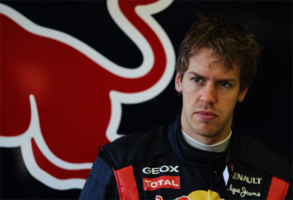 "Vettel: ""No pudimos rodar tanto como nos hubiese gustado"""