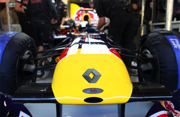 Red Bull utilizará motores Infiniti a partir de 2011