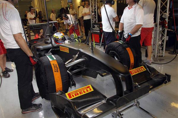 """De la Rosa: """"Pedí a Lotus Renault un día de test y no me lo dieron"""""""