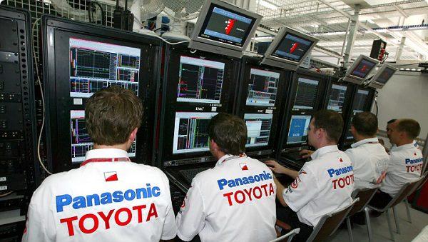Adquisición de datos en la Fórmula 1