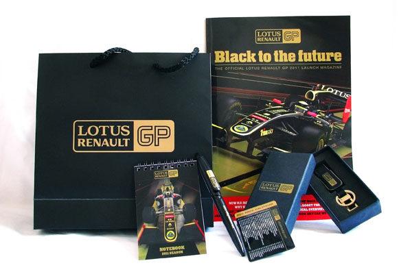 Ganador y respuestas del sorteo de un 'media-set' del equipo Lotus Renault GP
