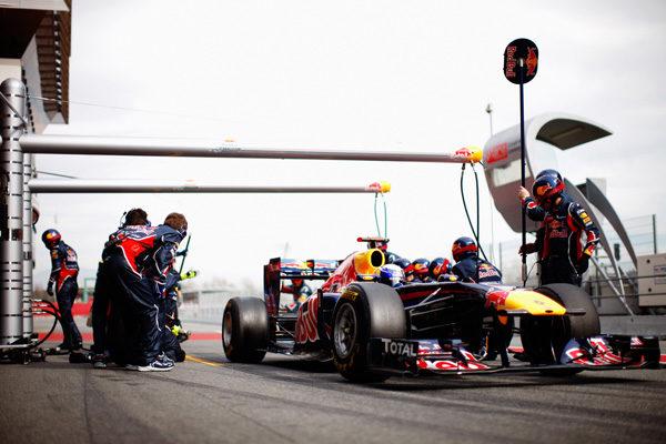 Pretemporada: Ultimos Entrenamientos F1 Montmeló Día 9 001_small