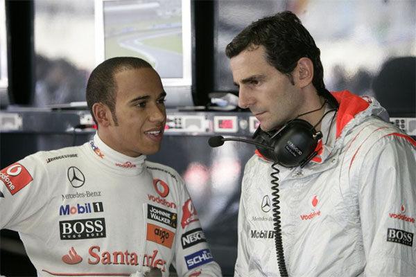 Pedro de la Rosa vuelve a McLaren como probador y reserva
