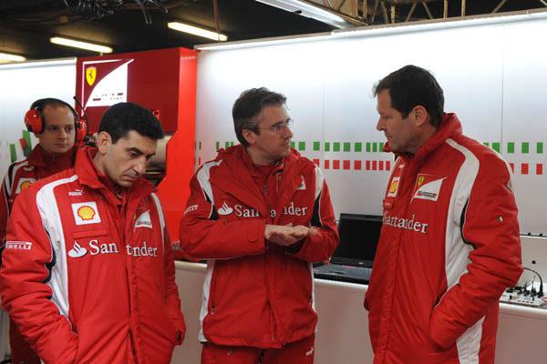 """Alonso: """"A Pat Fry no habrá nada que le pille por sorpresa"""""""