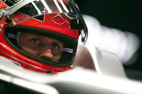 """Scumacher: """"El coche esta listo para luchar por las primeras posiciones"""""""