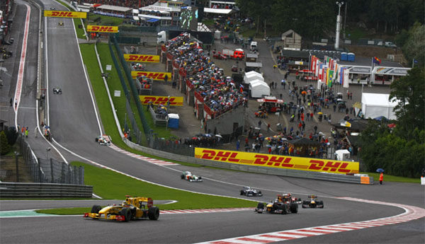 El GP de Bélgica renueva su contrato con Shell 001_small