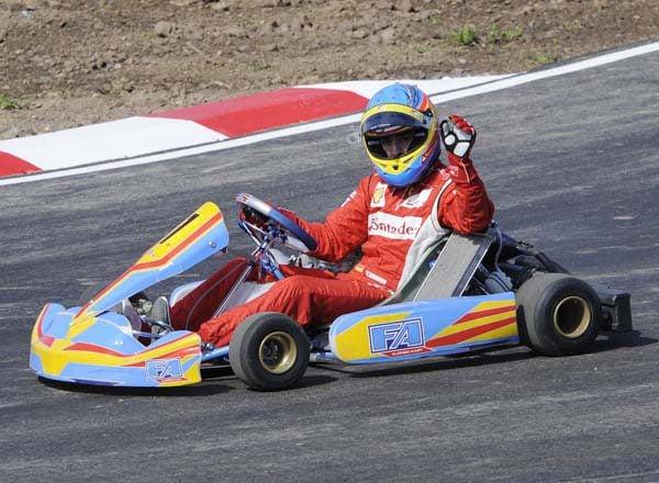 Circuito Karting : Circuito karts de refena karting pista
