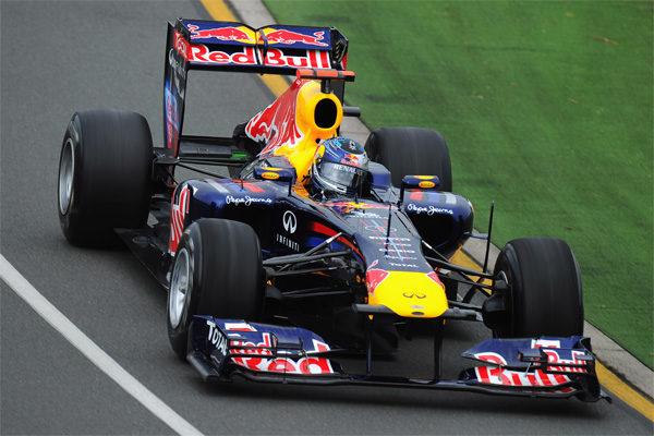 Vettel encabeza la tercera sesión de libres en Albert Park