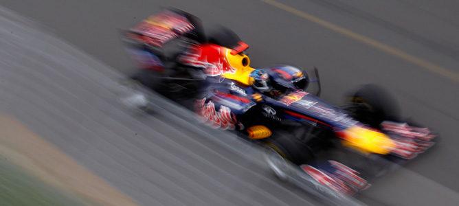 """Vettel: """"Tenemos que mantener los pies en el suelo"""""""
