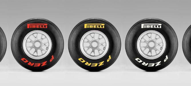 Pirelli considera cambiar las marcas de los neumáticos