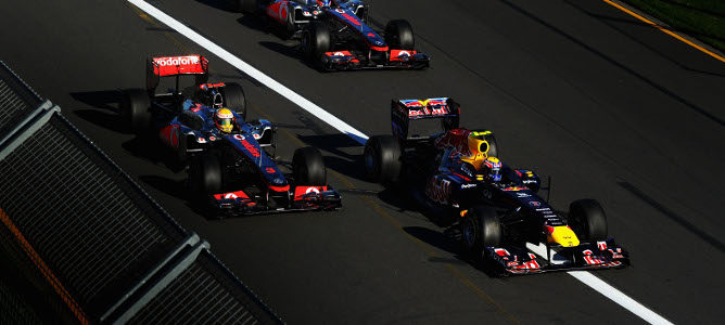 Helmut Marko no descarta a Hamilton en Red Bull