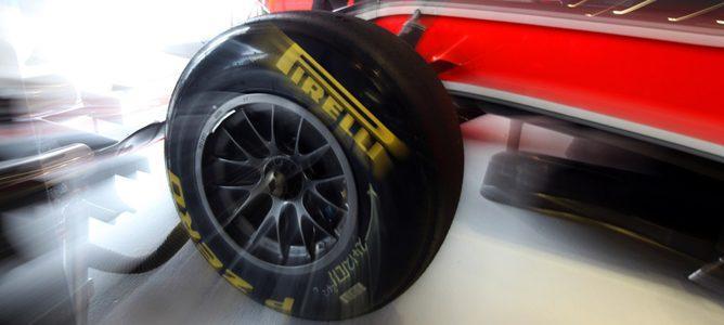Pirelli prevé una media de cuatro paradas en Malasia