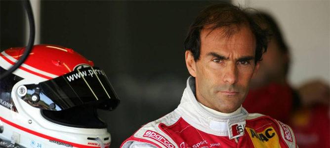 Emanuele Pirro será el comisario piloto en Malasia y China