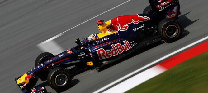 """Vettel: """"Estuvo muy ajustado con los McLaren"""""""