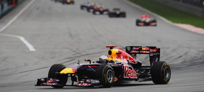 """Vettel: """"No podemos estar más felices"""""""