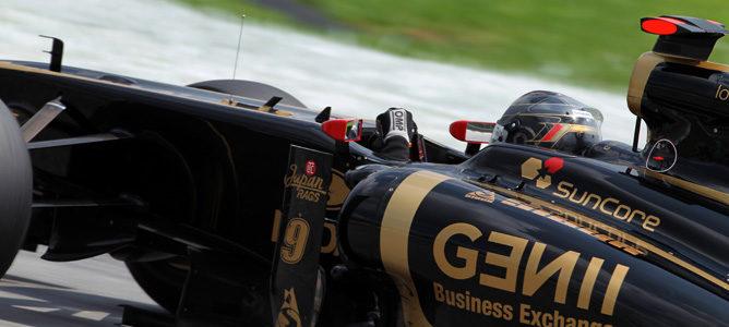 """Heidfeld, muy contento tras subir al podio: """"La salida fue fantástica"""""""