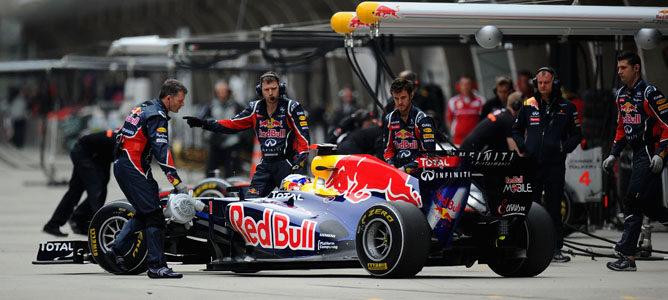 """Horner sobre Webber: """"Deberíamos haber montado los blandos"""""""