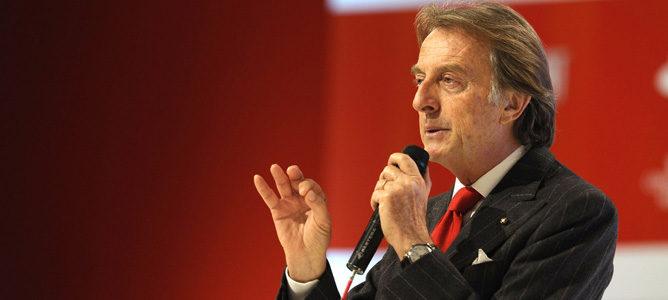 """Montezemolo: """"Este no puede, ni debe, ser el nivel de Ferrari"""""""