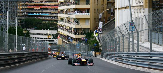El DRS podría prohibirse durante el Gran Premio de Mónaco 001_small