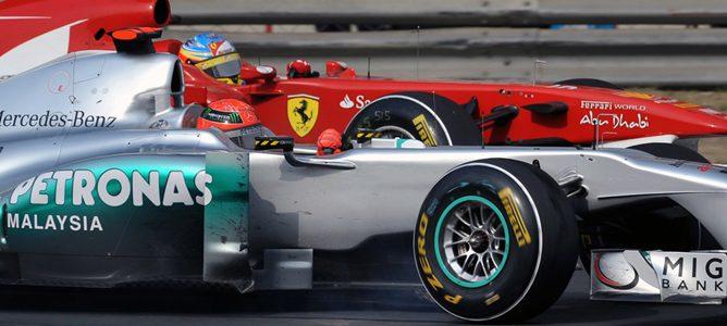 """Schumacher: """"Voy a cumplir los tres años de mi contrato con Mercedes"""" 001_small"""