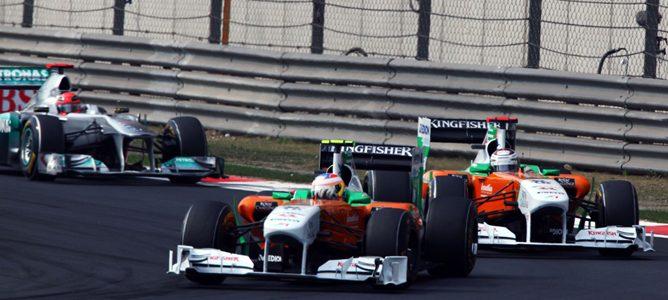 """Schumacher: """"Voy a cumplir los tres años de mi contrato con Mercedes"""" 002_small"""