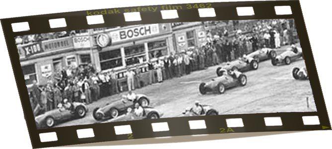 Nurburgring 1951: La primera carrera en el infierno