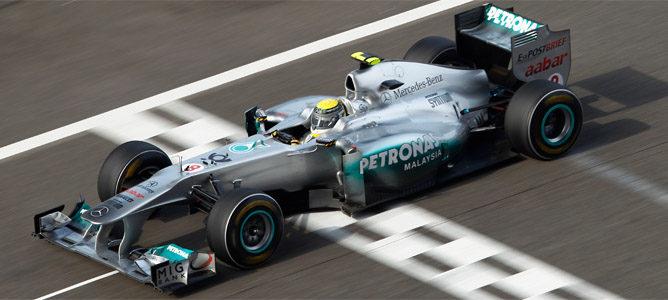 Rosberg desmiente los rumores que le sitúan en Ferrari en 2012 001_small