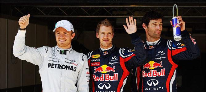 Cuarta 'pole' de 2011 para Vettel en el GP de Turquía