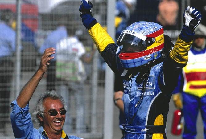 "Alonso: ""Me gustaría que volviera Briatore"" 001_small"