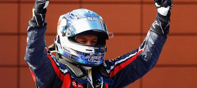 """Vettel: """"Estoy muy contento, hemos dado un paso adelante"""""""