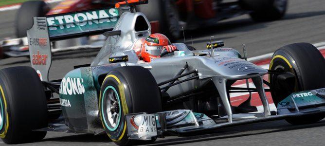 """Schumacher: """"No me estoy divirtiendo en las carreras"""" 001_small"""