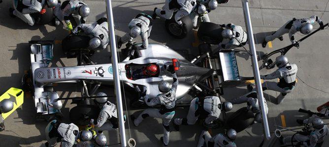 """Schumacher: """"No me estoy divirtiendo en las carreras"""" 002_small"""