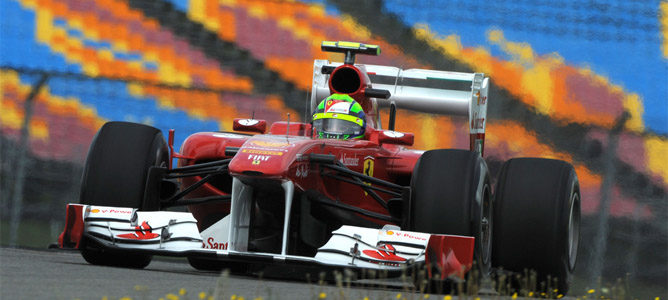 Felipe Massa practica sexo antes de las carreras