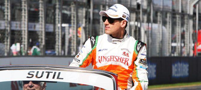 Sutil se va de copas y agrede a un directivo de Lotus Renault GP